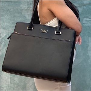 NWT Kate spade grove street Maeve laptop bag